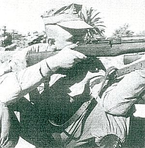 marines firing range