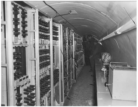 berlin tunnel operation