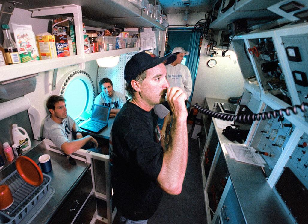 aquarius undersea lab