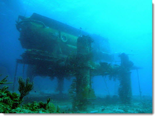 aquarius undersea lab