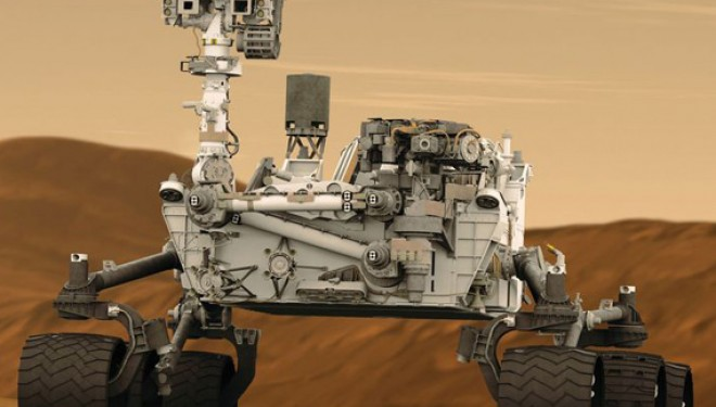 What Did the Curiosity Rover Find on Mars?
