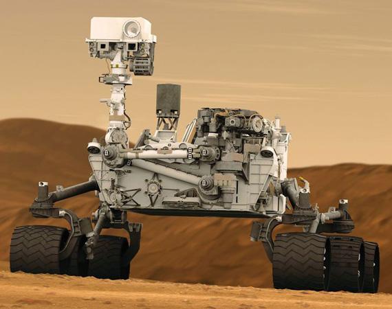 Curiosity en Marte, un hito en la exploración espacial - Página 7 Curiosityrover