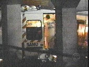 Princess Diana Ambulance Photos