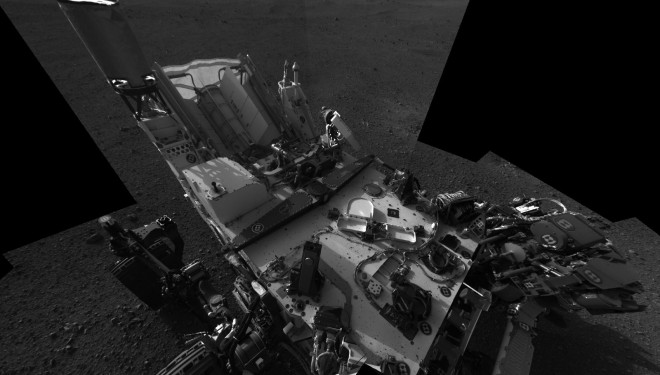 10 Most Amazing Photos from the Curiosity Rover on Mars