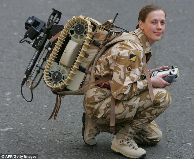 cutlass bomb robot