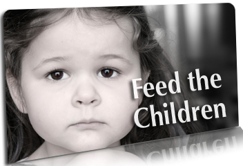 feed the children organization