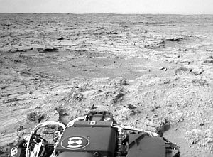 curiosity rover discovery