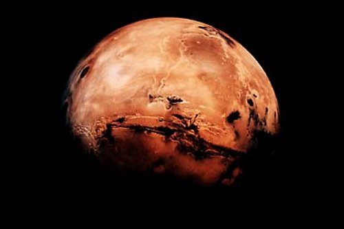send humans to mars