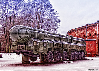underground russian bases
