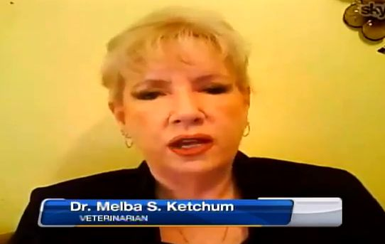 melba ketchum interview