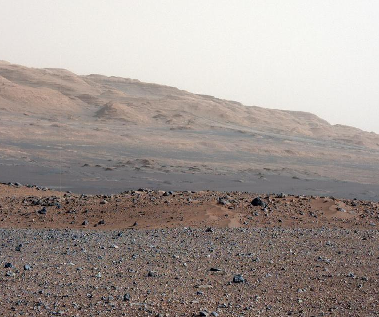 planet mars living