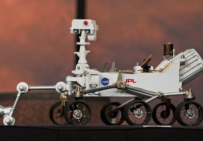 Mars Violin Knob? UFO Bloggers Embarrassingly Misinterpret Mars Photos