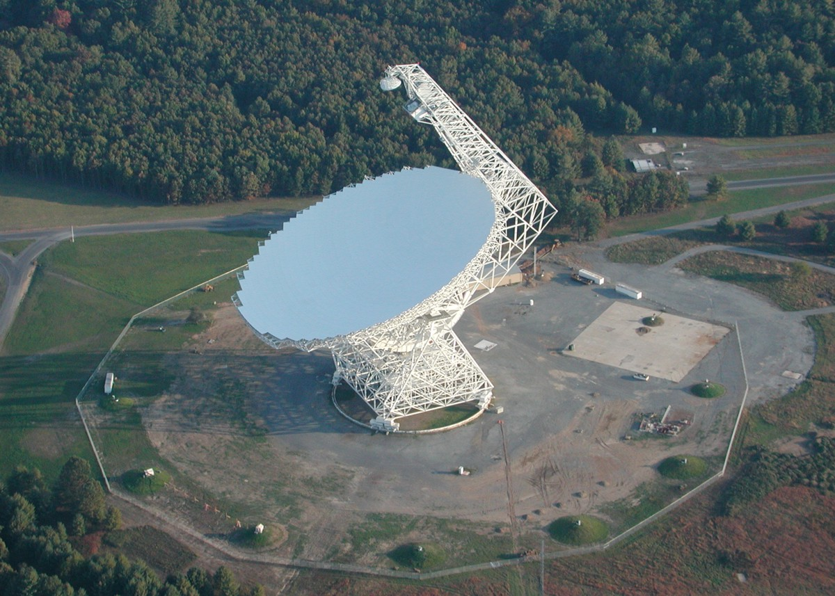 green bank telescopes