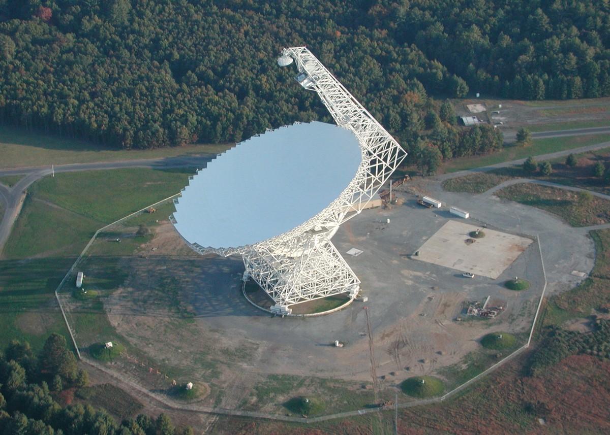 green bank telescopes