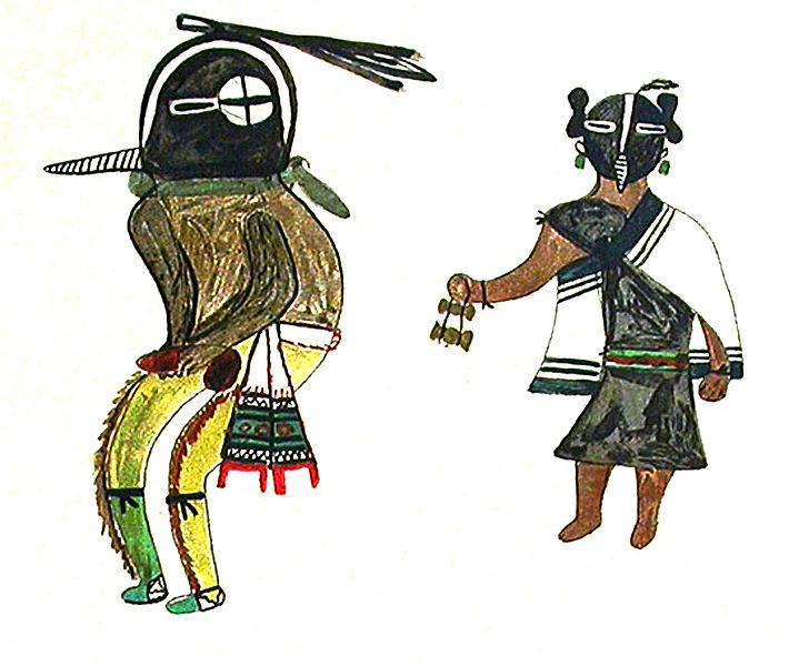 legends of kokopelli