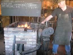 survival blacksmithing