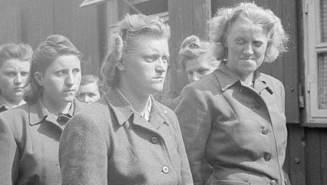 Evil Female Guards of the Nazi Concentration Camps