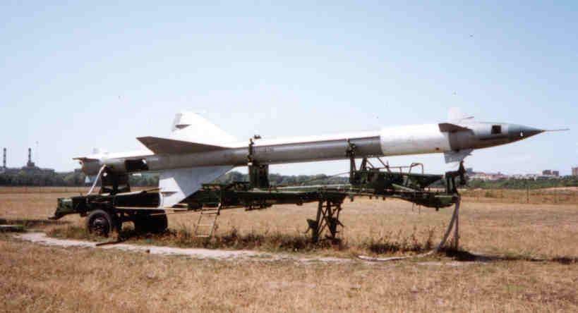 lavochkin missile