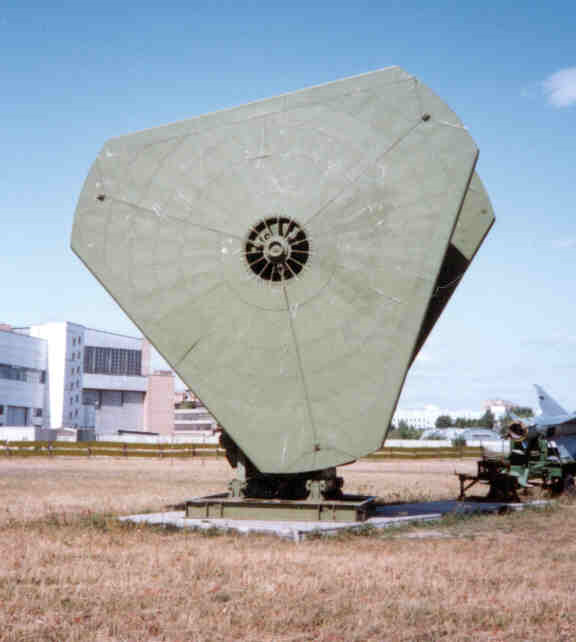 anti-missile device