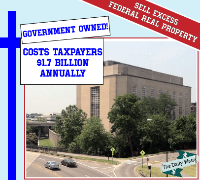 sell excess federal property
