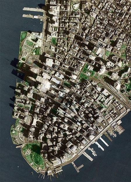 spying new york city