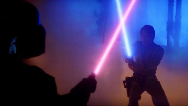 Future Light Sabers? Scientists Turn Light Into Matter
