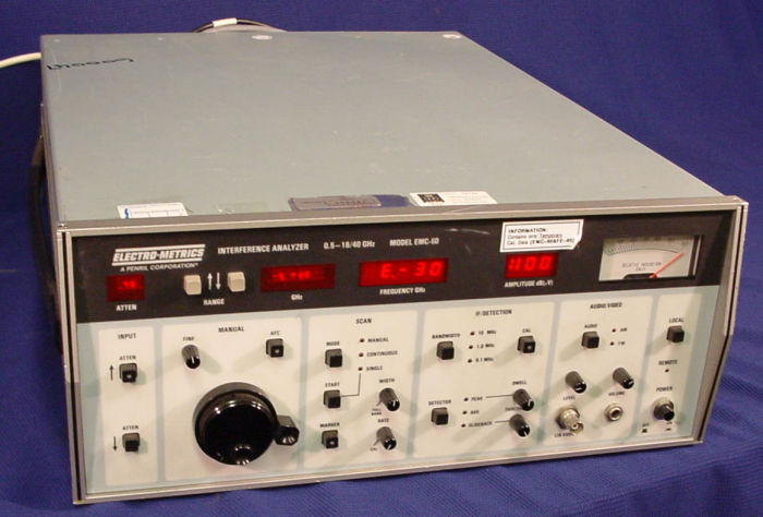 microwave receiver
