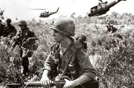 soldiers vietnam war