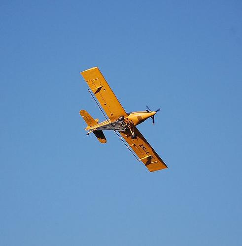 plane sprayer
