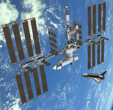 space station tracking