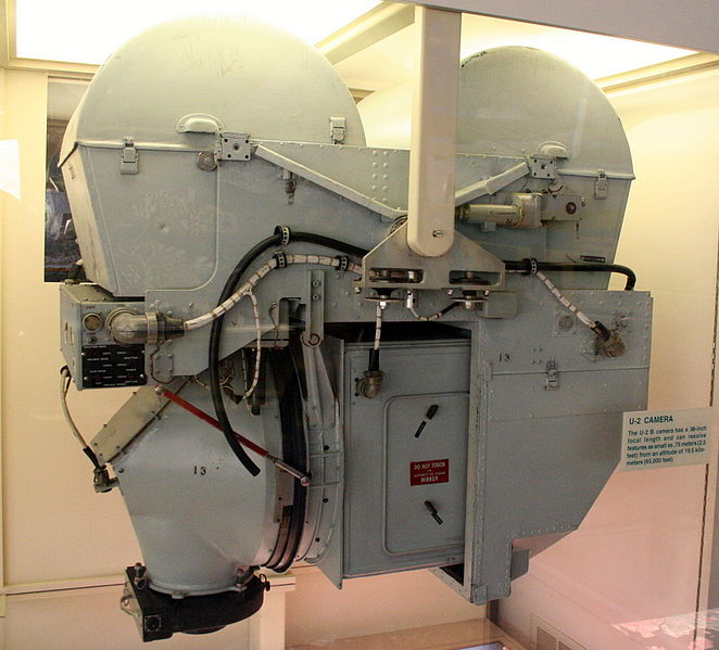 u-2 spy camera