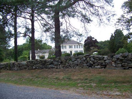 bridgewater triangle homestead