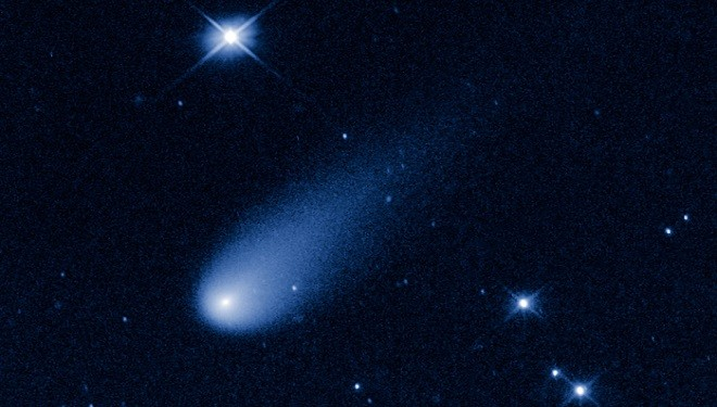 Is a Comet ISON Solar Flare Possible If It Hits The Sun?
