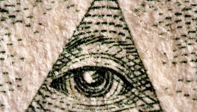 Dan Brown and Illuminati Symbols