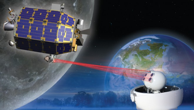 NASA Conducts Successful Laser Communication Test From The Moon