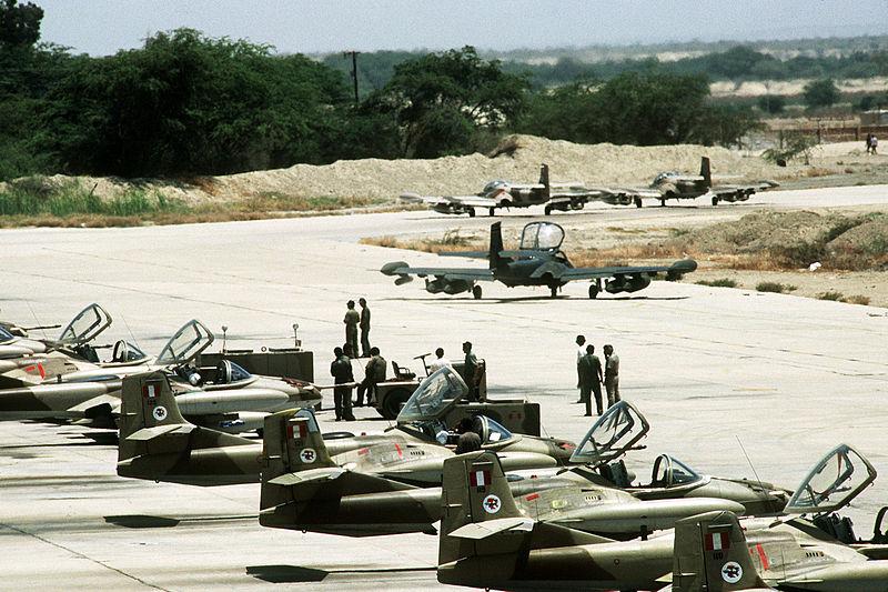 peru air force