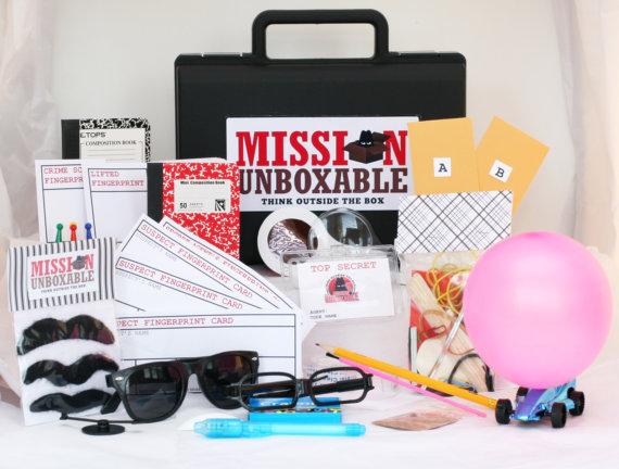 spy kits for kids