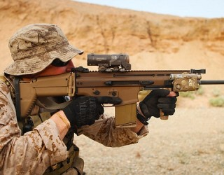 Why the Military Loves FN SCAR for Special Activities