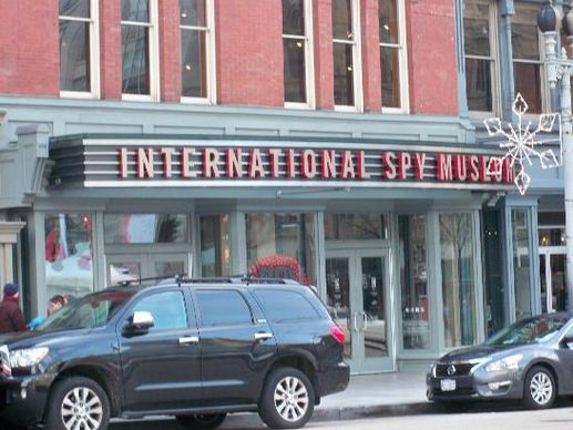 The International Spy Museum experience begins with an orientation to the techniques, tools, and other tradecraft associated with espionage. Visitors watch a Briefing Film and tour the