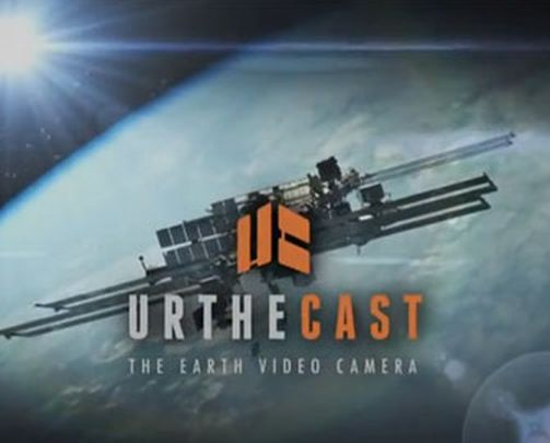UrtheCast To Become First Live Satellite View From Space Top - Live satellite video
