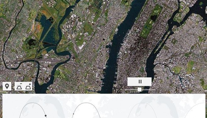 UrtheCast To Become First Live Satellite View From Space Top - Live satellite view