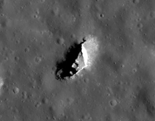 The Mystery of the Moon Crater Isn't a Mystery