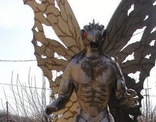 Mothman Revealed – Green Beret Halo Training Triggered the Legend