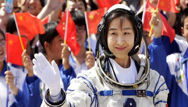 chinese space race