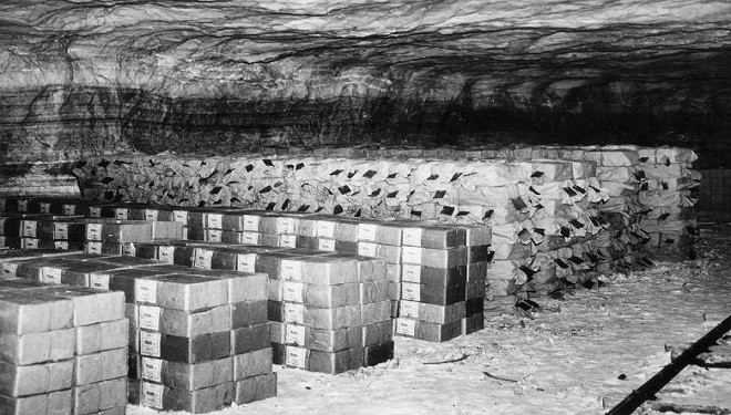 The Nazi Gold – The Tale of Merker's Mine
