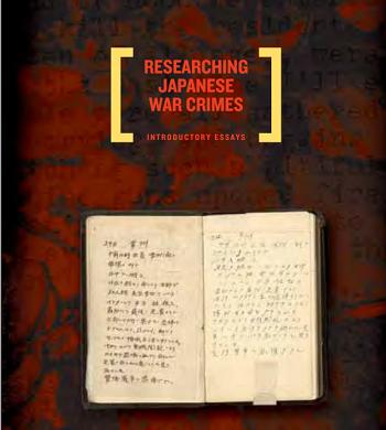 researching japanese war crimes