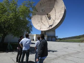 jamesburg earth station