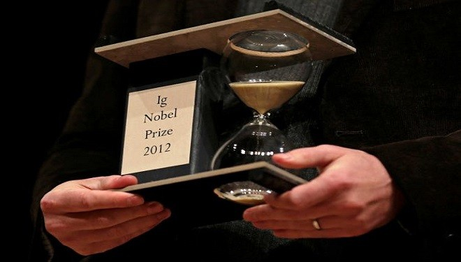 The Funny Side of Science the IG Nobel Prize