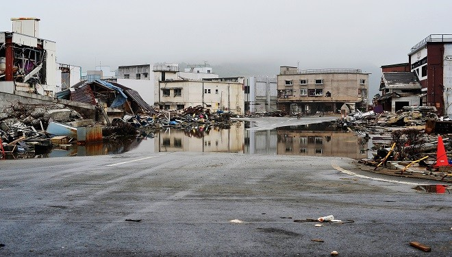 Bizarre Tsunami Ghost Stories Now Spreading Throughout Japan