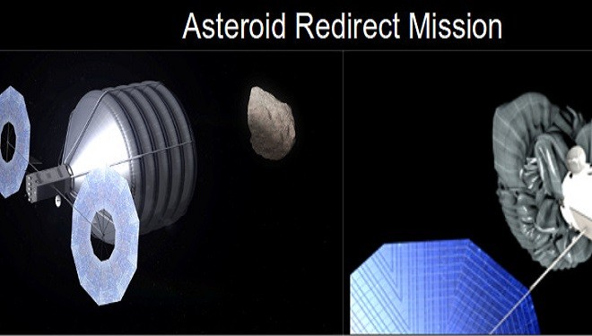 NASA Seeking Ideas to Bag and Tag Asteroids